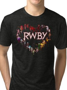 To RWBY With Love Tri-blend T-Shirt