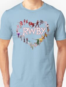 To RWBY With Love Unisex T-Shirt