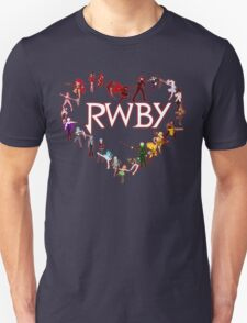 To RWBY With Love T-Shirt