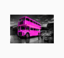 Pink Routemaster  Unisex T-Shirt