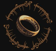 Lord of the Rings Marathon Design by KinkajouArt