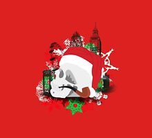 Skull Christmas Tee Unisex T-Shirt