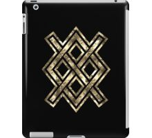 Gungnir, Odin's spear, Rune Gar, Viking, Magic, Protectiv Symbol iPad Case/Skin