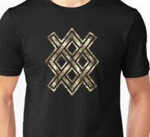 Gungnir, Odin's spear, Rune Gar, Viking, Magic, Protectiv Symbol Unisex T-Shirt