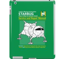 Starbug Service and Repair Manual iPad Case/Skin