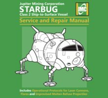 Starbug Service and Repair Manual | Unisex T-Shirt