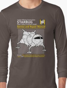 Starbug Service and Repair Manual Long Sleeve T-Shirt