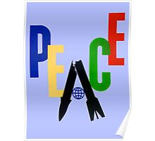 World Peace. Poster