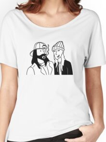 JAY AND SILENT BOB Women's Relaxed Fit T-Shirt