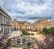 San  Geronimo Street, Avila by JJFarquitectos