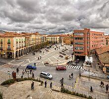 Santa Teresa Square by JJFarquitectos
