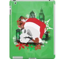 Skull Christmas - Green Mark II iPad Case/Skin