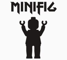 MINIFIG With Arms Up by Customize My Minifig