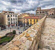 City of Avila by JJFarquitectos
