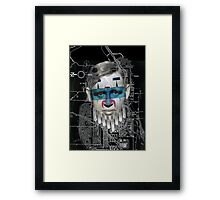 PORTRAIT OF SEXY Framed Print