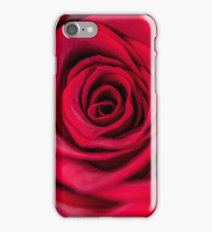 Roses are Red iPhone Case/Skin