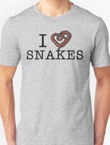 I love snakes! T-Shirt