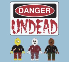 DANGER UNDEAD by Customize My Minifig
