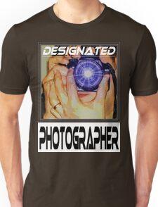 Designated Photographer Unisex T-Shirt