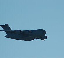 C-17 Globemaster III by IanBriscoe