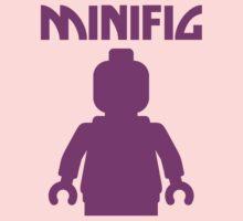 Minifig One Piece - Short Sleeve