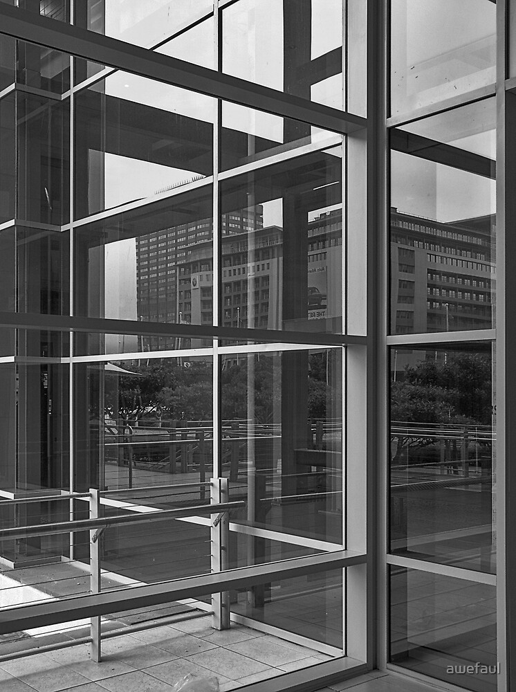 Steel and glass by awefaul
