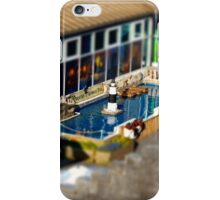 Seaside Cafe iPhone Case/Skin