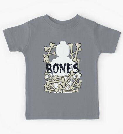 'Minifig Bones' Kids Tee
