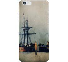 Portarlington Pier #7 iPhone Case/Skin