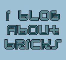 I BLOG ABOUT BRICKS, by Customize My Minifig