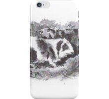 Guinea Pig Love iPhone Case/Skin