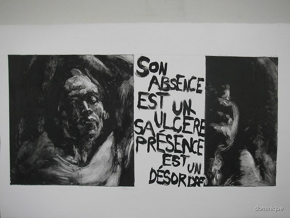 Trosième page by dominique