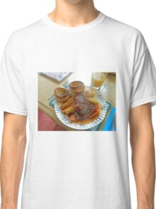 A Yorkshire Pudding Dinner Classic T-Shirt