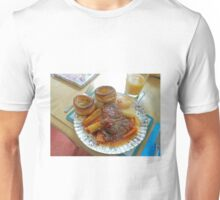 A Yorkshire Pudding Dinner Unisex T-Shirt