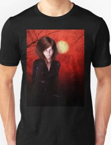 Halloween Night Girl 4 T-Shirt