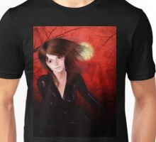 Halloween Night Girl 5 Unisex T-Shirt