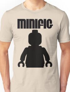 Retro Large Black Minifig, Customize My Minifig Unisex T-Shirt