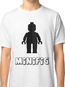 Minifig [Black], Customize My Minifig Classic T-Shirt