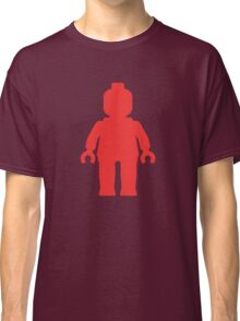 Minifig [Red], Customize My Minifig Classic T-Shirt