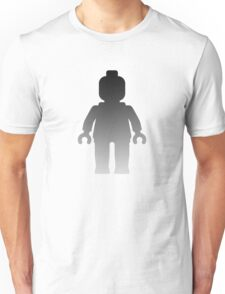 Minifig [Silver],  Customize My Minifig Unisex T-Shirt