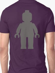 Minifig [Large Dark Grey], Customize My Minifig T-Shirt