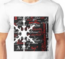 The Snowflake Unisex T-Shirt