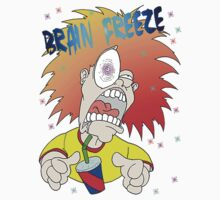 Brain Freeze Baby Tee