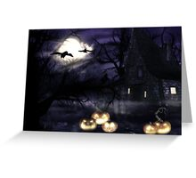 Witch house 4 Greeting Card