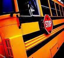 """Magic Bus"" by Clayton  Turner"