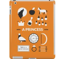 Once Upon A Time - A Princess iPad Case/Skin
