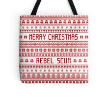 Merry Christmas Rebel Scum Tote Bag