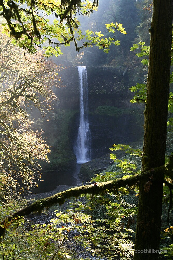 Silver falls fall2 by boothillbruce