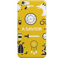 Once Upon A Time - A Savior iPhone Case/Skin