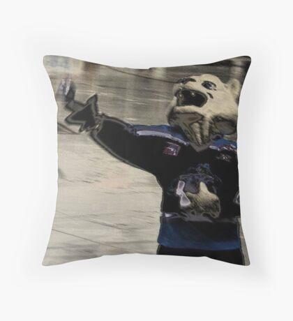 Boomer Throw Pillow
